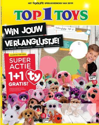 Top1Toys reclame folder (geldig t/m 31-12)