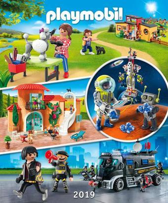 Playmobil folheto promocional (válido de 10 ate 17 31-07)