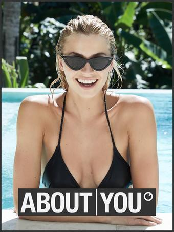 ABOUT YOU reclame folder (geldig t/m 01-09)
