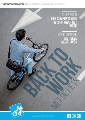 Internet-Bikes reclame folder (geldig t/m 30-06)