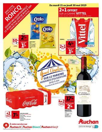 Auchan Direct catalogue publicitaire (valable jusqu'au 31-05)