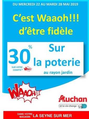 Auchan Direct catalogue publicitaire (valable jusqu'au 28-05)