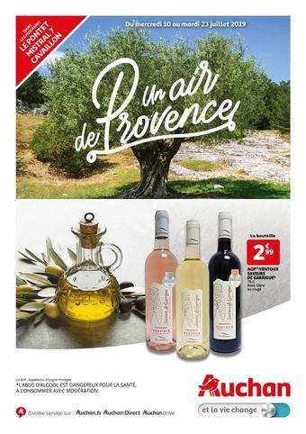 Auchan Direct catalogue publicitaire (valable jusqu'au 23-07)