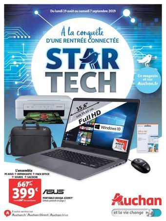Auchan Direct catalogue publicitaire (valable jusqu'au 07-09)