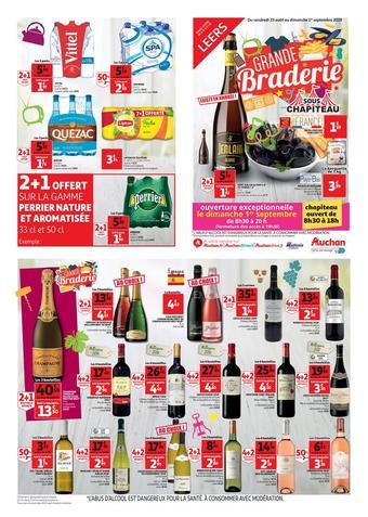 Auchan Direct catalogue publicitaire (valable jusqu'au 01-09)