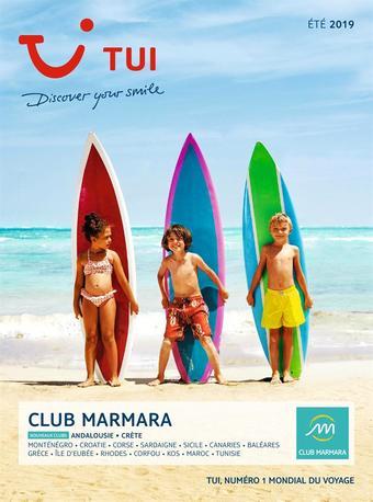 TUI catalogue publicitaire (valable jusqu'au 20-09)