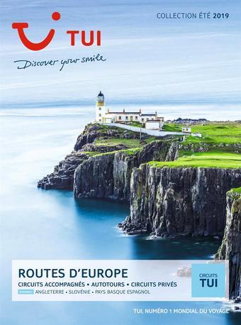 TUI catalogue publicitaire (valable jusqu'au 30-09)