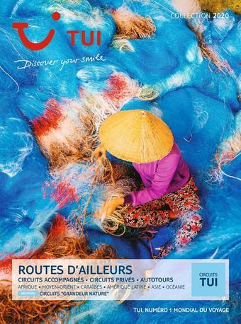 TUI catalogue publicitaire (valable jusqu'au 29-02)