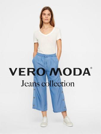 Vero Moda reclame folder (geldig t/m 15-07)
