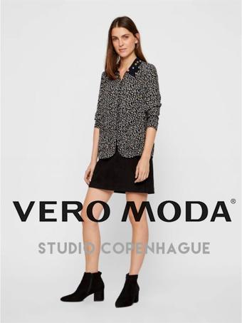 Vero Moda reclame folder (geldig t/m 31-10)