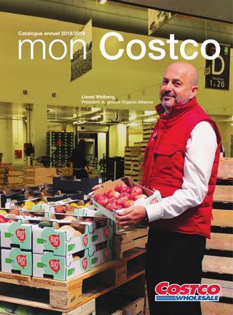 Costco catalogue publicitaire (valable jusqu'au 31-12)