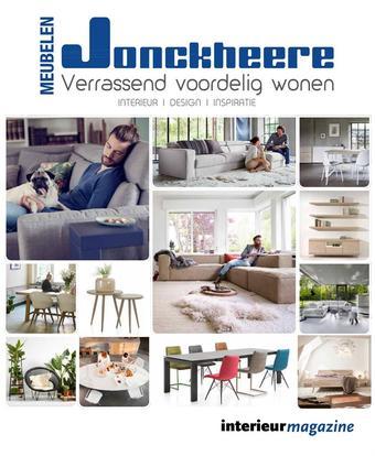 Meubelen Jonckheere reclame folder (geldig t/m 04-11)