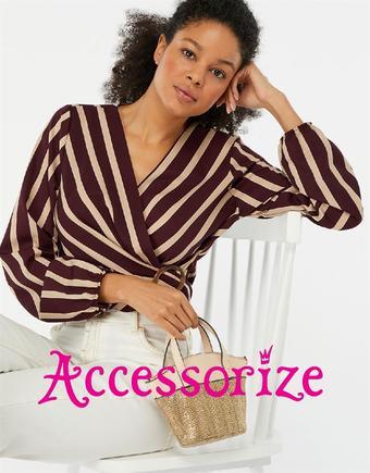 Accessorize reclame folder (geldig t/m 22-07)