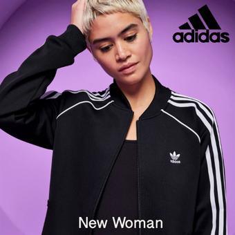 Adidas reclame folder (geldig t/m 16-09)