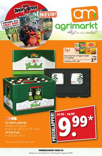 Agrimarkt reclame folder (geldig t/m 24-08)