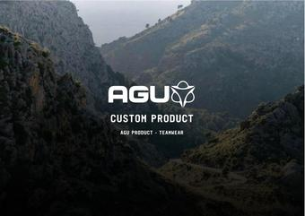 AGU reclame folder (geldig t/m 28-10)