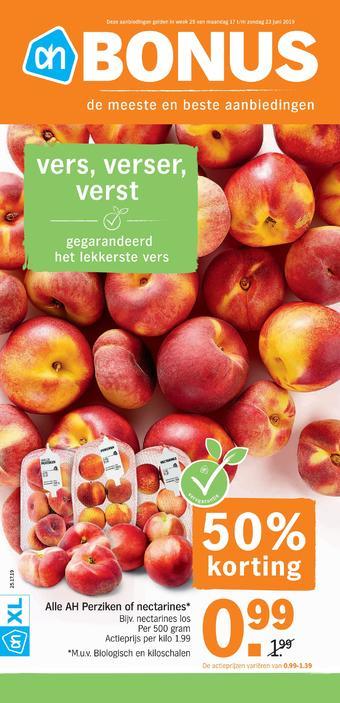 Albert Heijn reclame folder (geldig t/m 23-06)