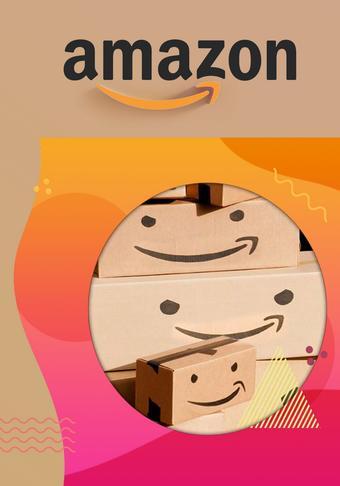 Amazon reclame folder (geldig t/m 28-07)