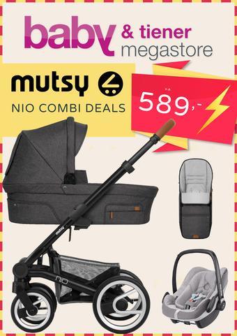 Baby & Tiener reclame folder (geldig t/m 24-08)