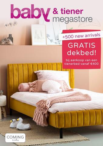 Baby & Tiener reclame folder (geldig t/m 28-09)
