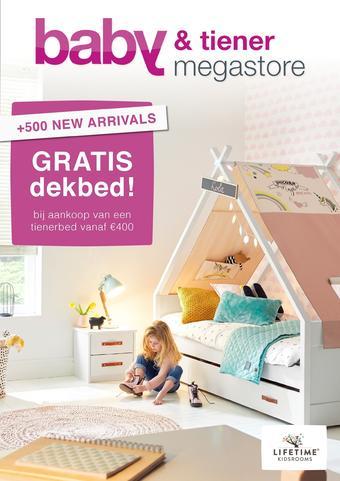 Baby & Tiener reclame folder (geldig t/m 19-10)