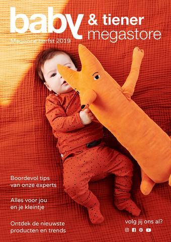 Baby & Tiener reclame folder (geldig t/m 15-12)