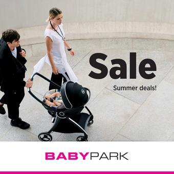 Babypark reclame folder (geldig t/m 19-08)