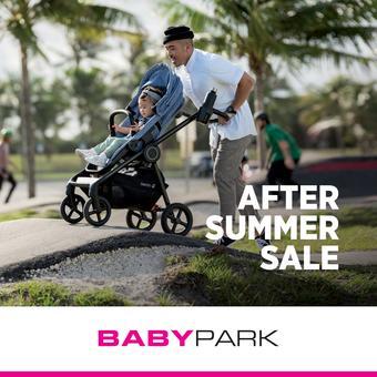 Babypark reclame folder (geldig t/m 23-09)