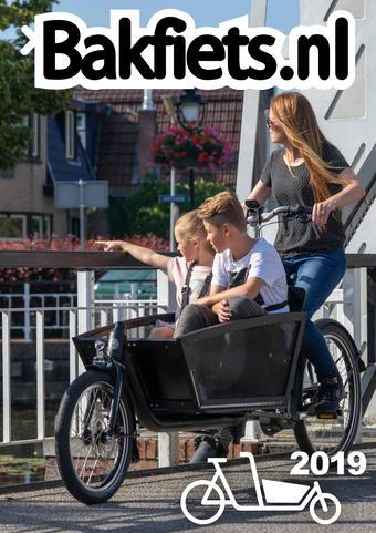 Bakfiets.nl reclame folder (geldig t/m 31-12)