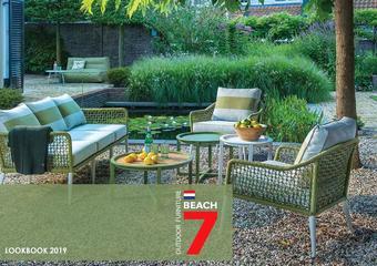 Beach7 tuinmeubelen reclame folder (geldig t/m 31-12)
