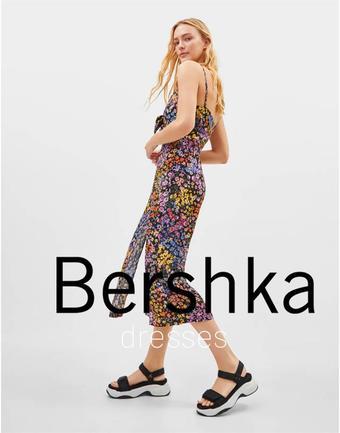 Bershka reclame folder (geldig t/m 24-06)