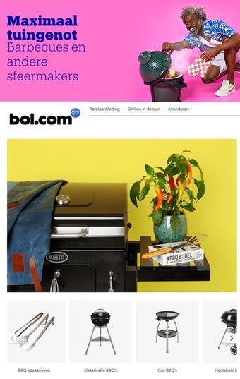 Bol.com reclame folder (geldig t/m 31-07)