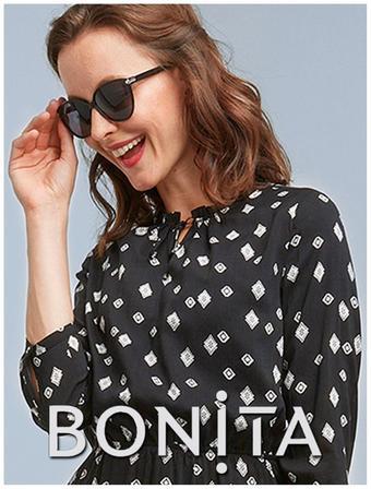 Bonita reclame folder (geldig t/m 22-10)