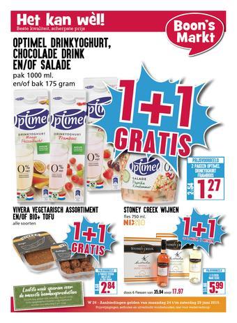 Boon`s Markt reclame folder (geldig t/m 29-06)