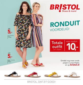 Bristol reclame folder (geldig t/m 02-06)