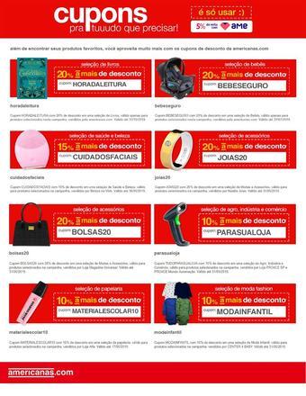 a978ab1f5 Catálogo do Lojas Americanas - Todas as ofertas do mais novo folheto ...