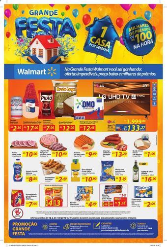 Walmart catálogo promocional (válido de 10 até 17 22-10)