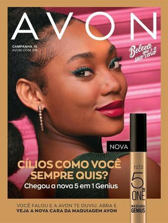 Avon catálogo promocional (válido de 10 até 17 31-10)