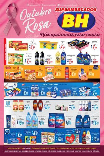 Supermercados BH catálogo promocional (válido de 10 até 17 31-10)