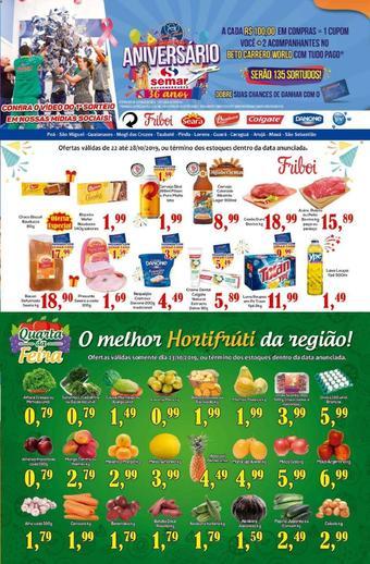 Semar Supermercado catálogo promocional (válido de 10 até 17 28-10)