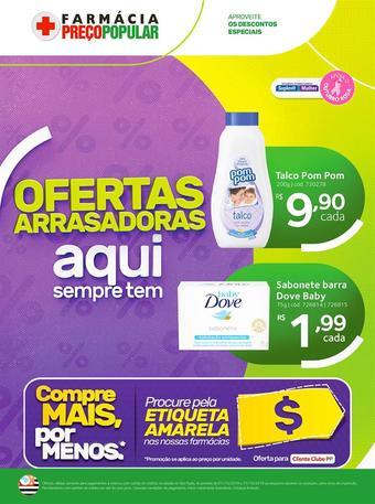 Farmácia Preço Popular catálogo promocional (válido de 10 até 17 31-10)