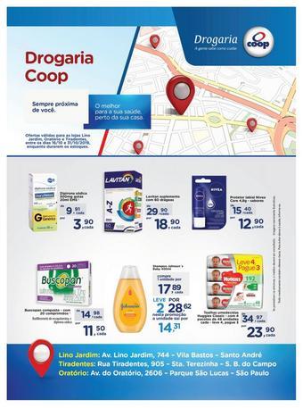 Drogarias Coop catálogo promocional (válido de 10 até 17 31-10)