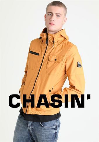 Chasin' reclame folder (geldig t/m 19-08)