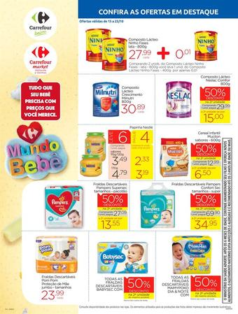 Carrefour Bairro catálogo promocional (válido de 10 até 17 23-10)