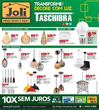 Joli catálogo promocional (válido de 10 até 17 04-11)