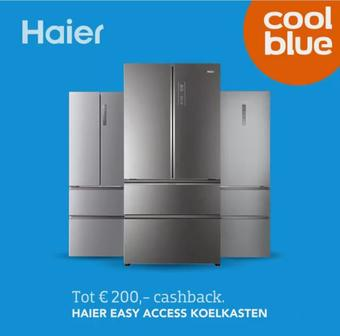 Coolblue reclame folder (geldig t/m 31-08)