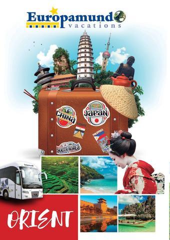 Europamundo Vacaciones catálogo promocional (válido de 10 até 17 31-03)