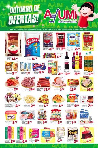 Ayumi Supermercados catálogo promocional (válido de 10 até 17 27-10)