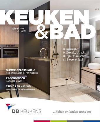 DB keukens reclame folder (geldig t/m 30-11)