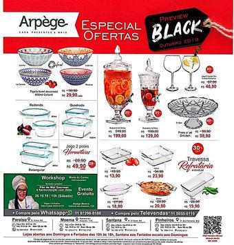 Arpège catálogo promocional (válido de 10 até 17 26-10)